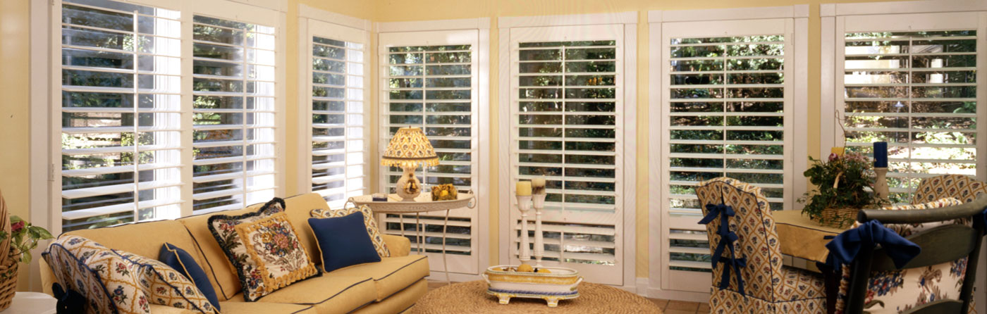 25% Off Custom Plantation Shutters